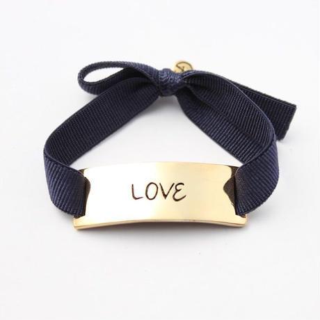 "Charm Bracelet ""Love"" - Gold"