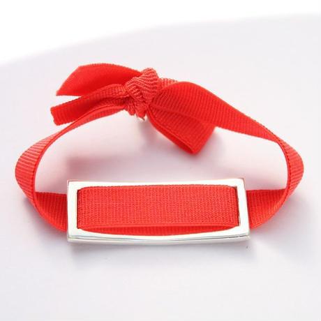 "Charm Bracelet ""Peace"" - Silver"
