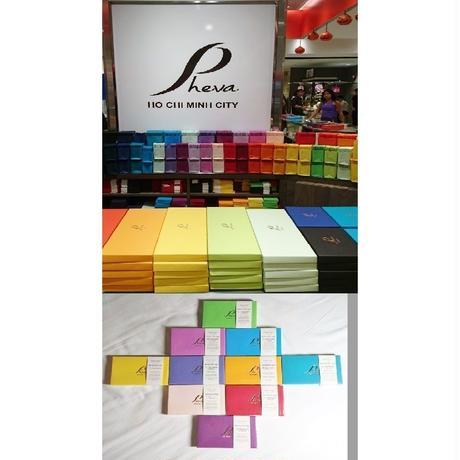 【4月下旬入荷予定】ベトナム Pheva フェバ チョコレート 12種類・12枚入り