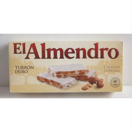 新入荷★【スペインお菓子】【スペイン伝統のアーモンド菓子】【El Almendro エルアルメンドロ 250g】