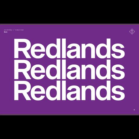 WONDERLAND【REDLANDS 04】Antique Rose Gold / Green Lens