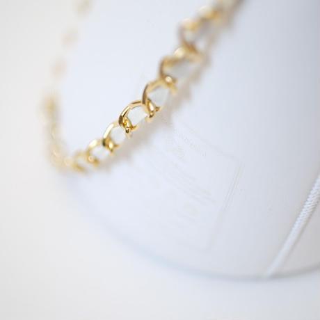 Lozz Sandra Chain bag 【CHANGE 】/ Gold