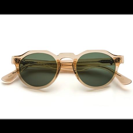 WONDERLAND【FONTANA 04】Clear Beach Glass / Green Lens