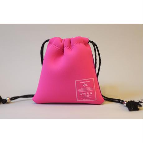 [予約販売] Lozz Sandra Bi-Color Porch/ Rouge × Neon pink