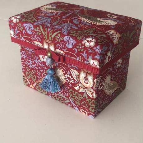 完成品 ミニ茶箱● 送料は着払いとなります、注意事項をご確認ください