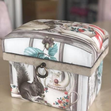 1キロサイズ茶箱 オズボーンアンドリトル ※注意事項をご確認ください