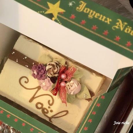 2020クリスマスケーキ ※冷凍にて送料は着払いとなります