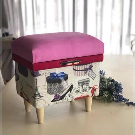 サンプル作品 specialプライス!5キロサイズ茶箱 オリジナル脚付き ※注意事項をご確認ください