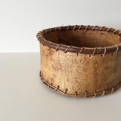 birch bark box
