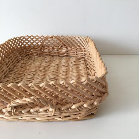 rectangle basket