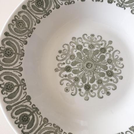 arabia soup plate