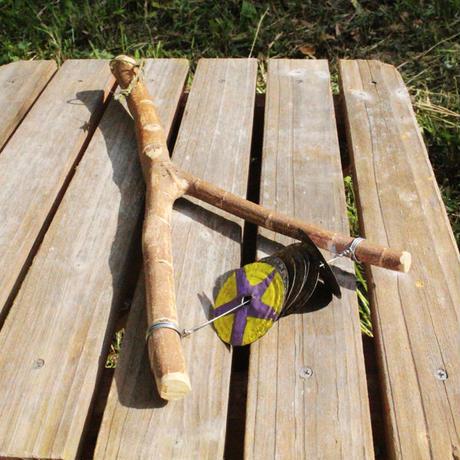 木の枝タンバリン・キット