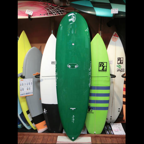 "HPD Scorpion 6'8"" Electric Fiber"
