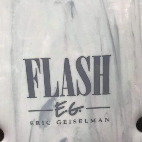 "SOFTECH(ソフテック)FLASH/E.G.(EricGeiselman)5'7""カラーホワイトマーブル"