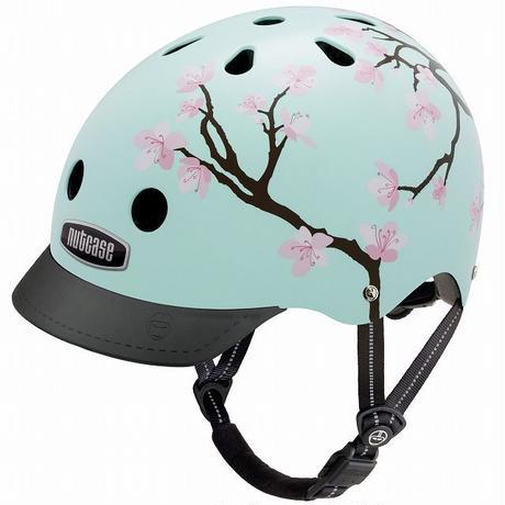 NUTCASE ヘルメットCherry Blossom(チェリーブラッサム)