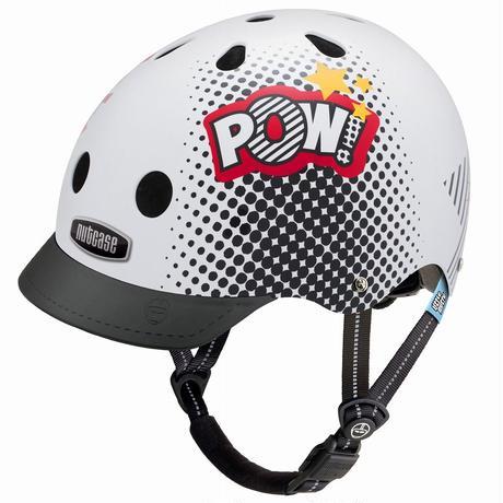 NUTCASE ヘルメットLITTLE NUTTY Kapow!(カポ!) サイズXS
