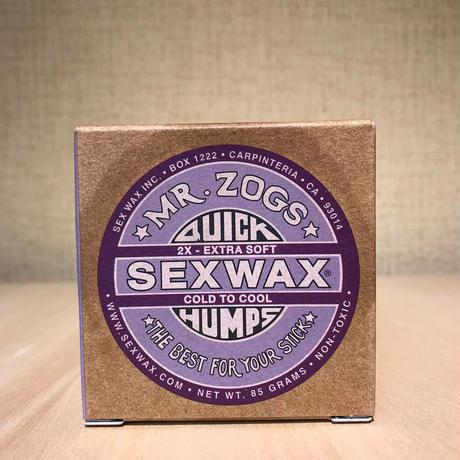 セックスワックス(SEXWAX)クイックハンプス1個 サーフワックス