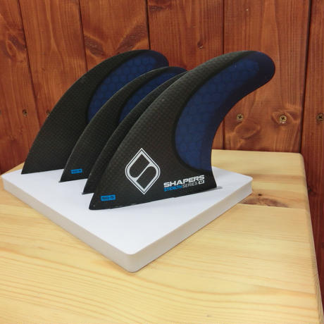 SHAPERS FINS SQ5 FCS QUAD