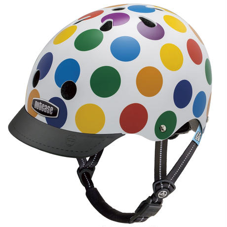 NUTCASE ヘルメット Dots(ドッツ)