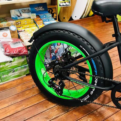 BRONX 20DD(ブロンクス) ファットバイク 20インチ外装7段ギア仕様