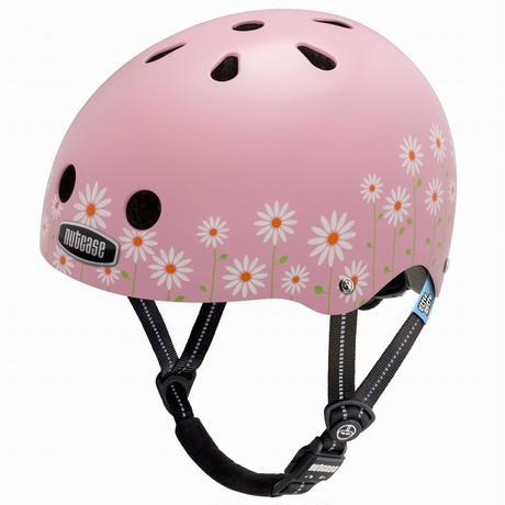 NUTCASE ヘルメットDaisy Pink (デイジーピンク)