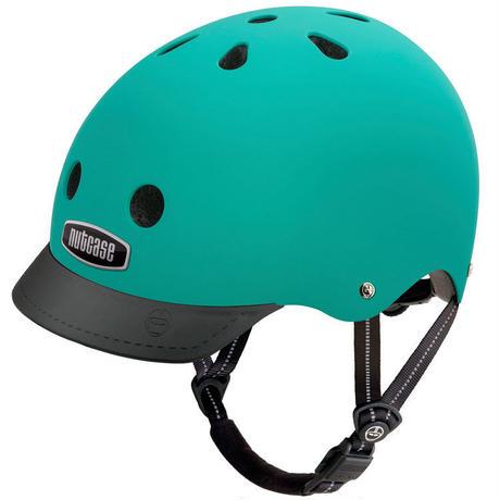 NUTCASE(ナットケース)ヘルメット/MalachiteMatte(マラカイトマット)