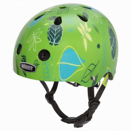 NUTCASE ヘルメット Baby Nutty Go Green Go(ゴー グリーン ゴー) サイズ XXS