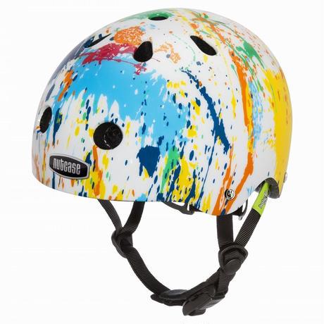 NUTCASE ヘルメット Baby Nutty Splash(スプラッシュ) サイズ XXS
