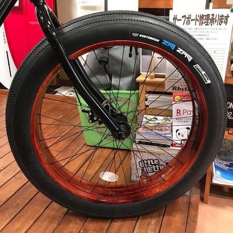 BRONX4.0 DD(ブロンクス) ファットバイク 26インチ外装7段ギア仕様