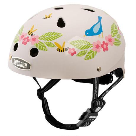 NUTCASE ヘルメットLITTLE NUTTY Bird&Bees(バーズ&ビーズ) サイズXS
