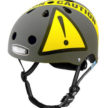 NUTCASE ヘルメットLITTLE NUTTY Urban Caution(アーバン コーション) サイズXS