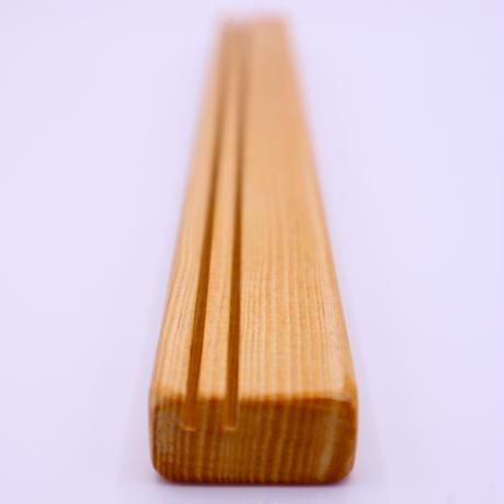 木製カードスタンド(桜)
