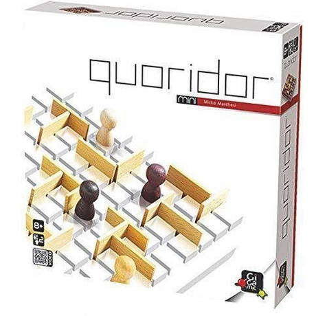 Quoridor mini(コリドール・ミニ)