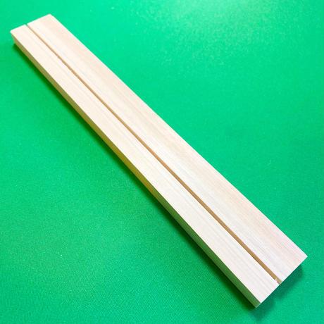 木製カードスタンド(格安4本セット)