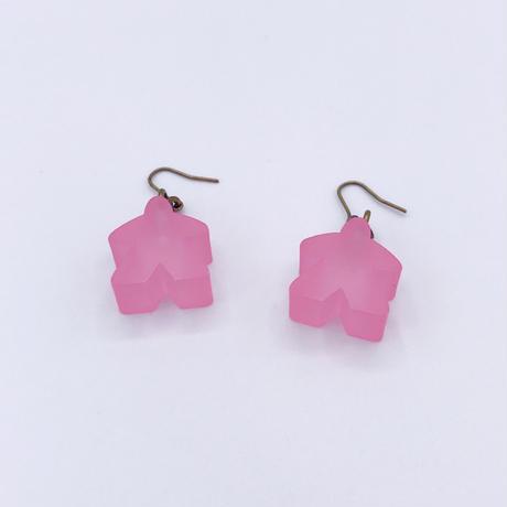 グミープルピアス(Pink)