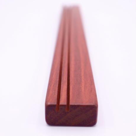 木製カードスタンド(サティーネ)