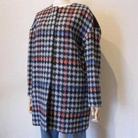 KOYUKI        check coat