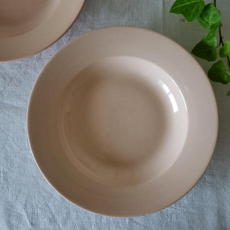 サルグミンヌピンクの深皿#1