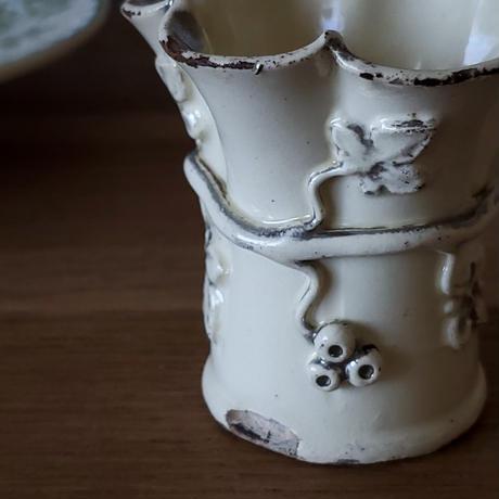 ランジェ窯ミニチュアフラワーベース