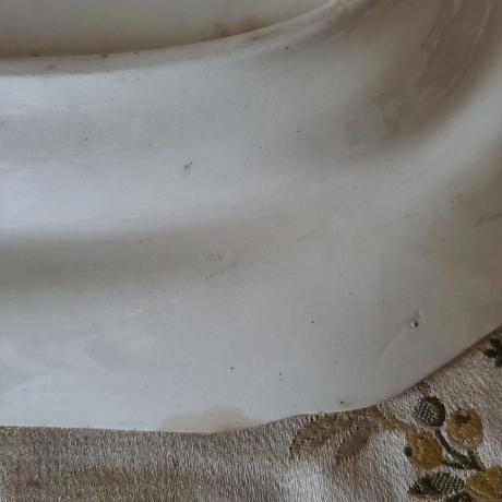 LONGWY(ロンウィー)植物ガーランドの大皿