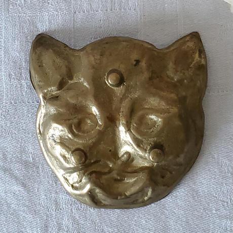 猫の顔のトレイ#2