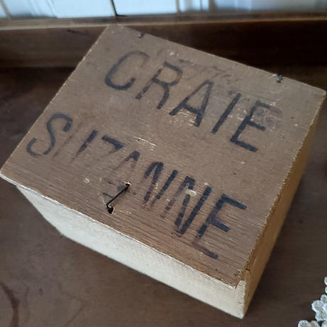 CRAIE SUZANNE チョーク用ボックス