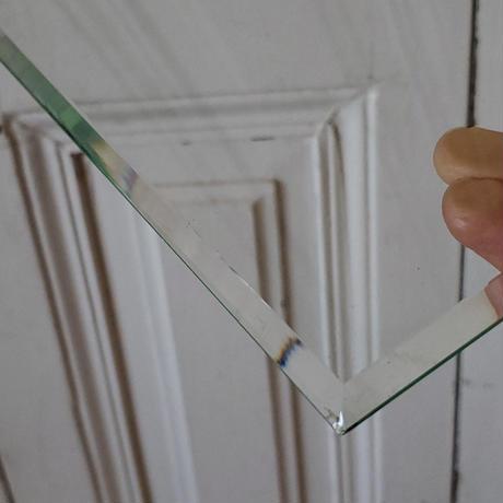 厚ガラスフォトフレーム/横型タイプ
