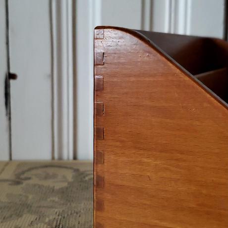 木製レターラック/レターファイリング