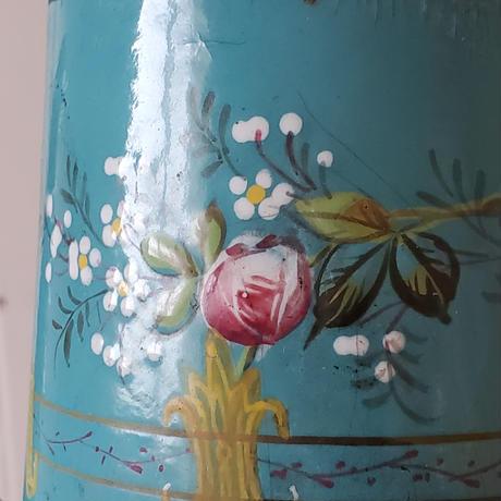 エトワール社薔薇のコーヒーポット/蓋なし