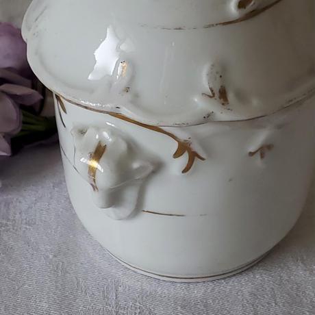 花リムの蓋がかわいいシュクリエ