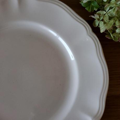 サルグミンヌ 花リムプレート#1