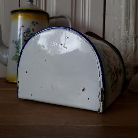 JAPYセル缶ローズ&パンジー グリーンぼかし
