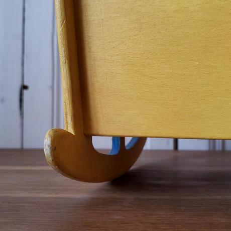 ゆりかご式ドールベッド&べディングセット