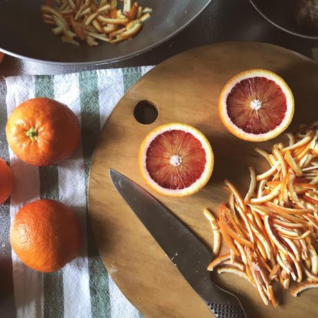 ブラッドオレンジマーマレード